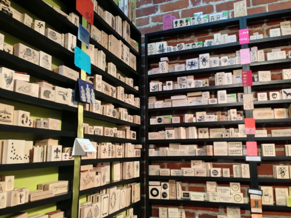 Paper Source in Old Pasadena, California, 91105