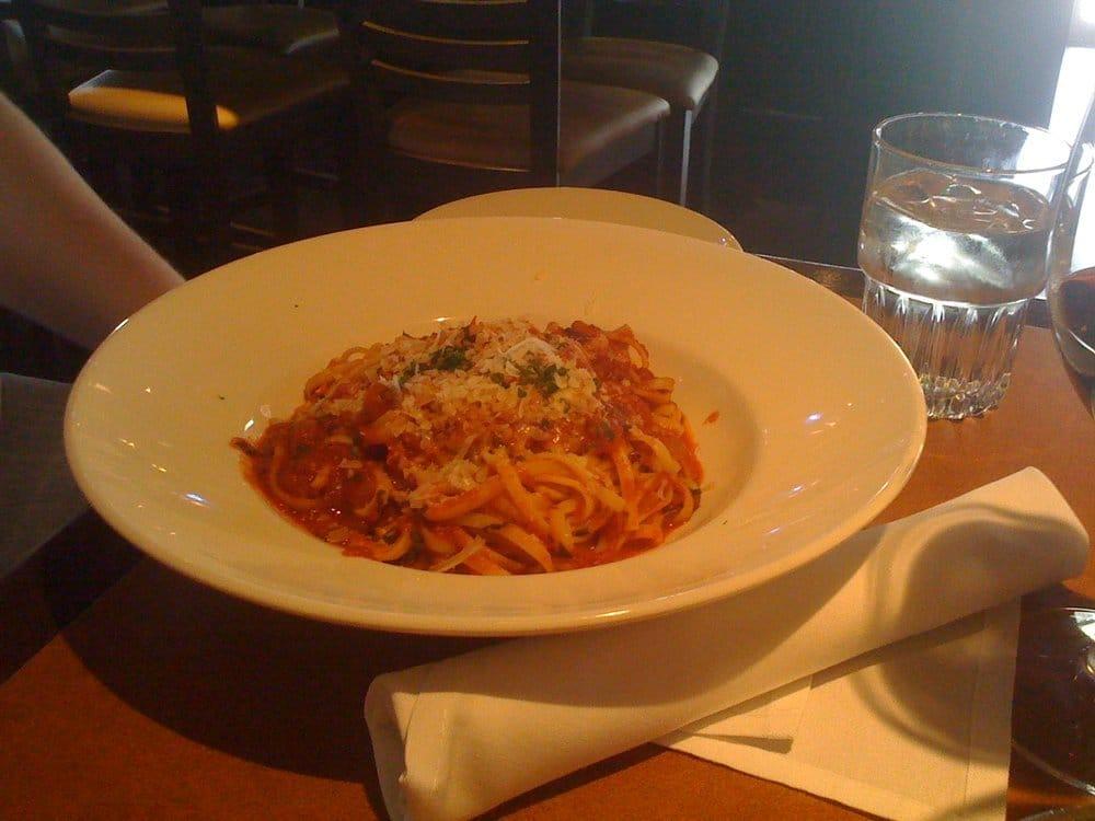 Linguine with pomodoro sauce yelp for Adriatic cuisine