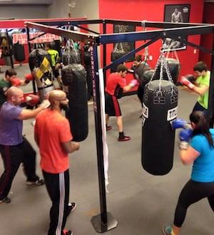 Jawbreaker Boxing: 410 Glenwood Ave, Raleigh, NC