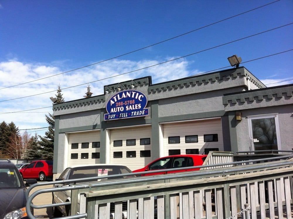 Atlantic Auto Sales >> Atlantic Autosales Car Dealers 1556 9 Avenue Se Calgary