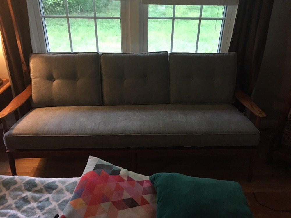Crumpton Upholstery Furniture Reupholstery 1516 E Webb Ave