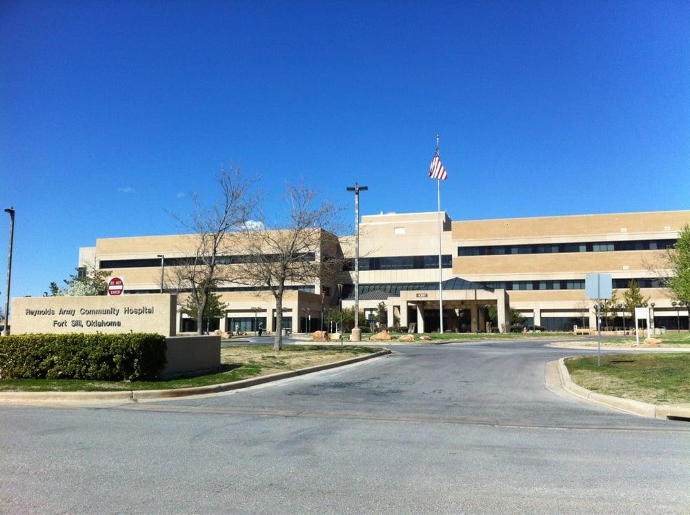 Reynolds Army Community Hospital: 4301 Wilson St, Fort Sill, OK