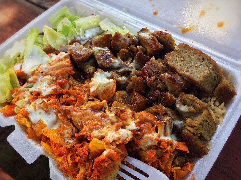 Hamza & Madina Halal Food: 154 Broadway, Hicksville, NY