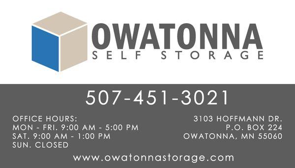 Merveilleux Photo Of Owatonna Self Storage   Owatonna, MN, United States