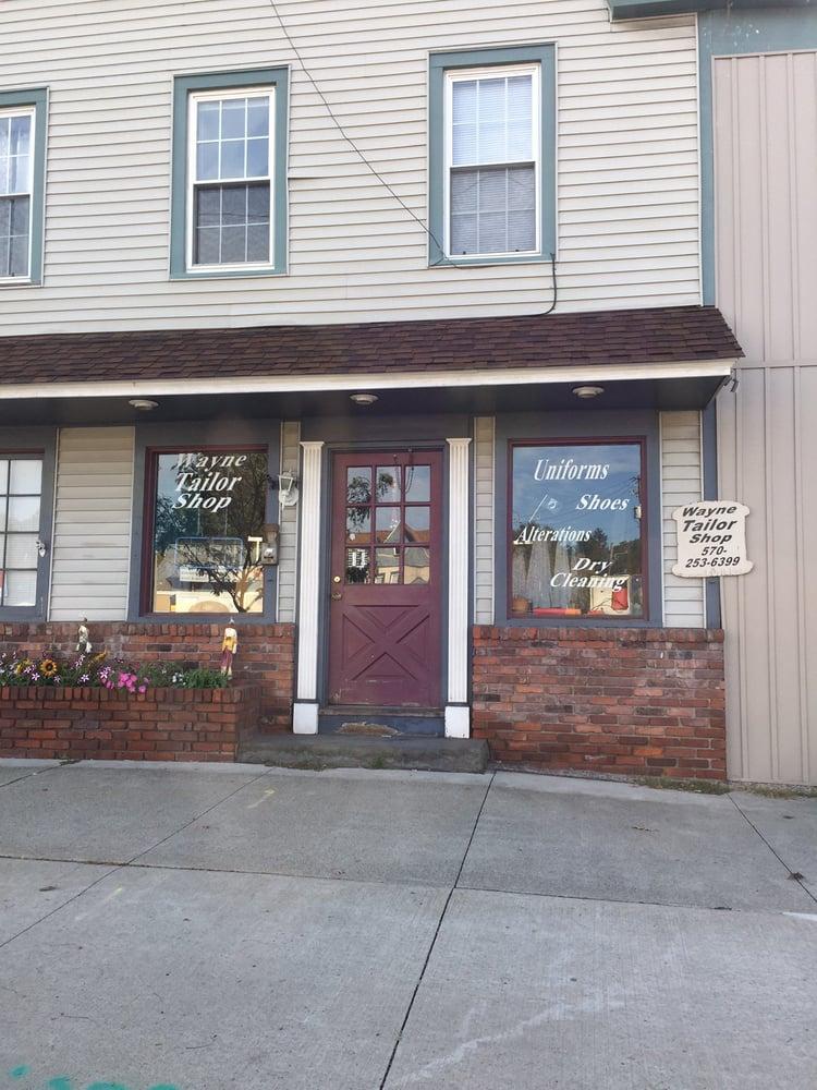 Wayne Tailor Shop: 1125 Main St, Honesdale, PA