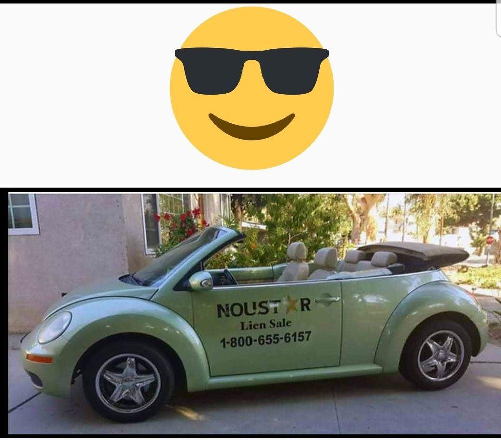 Noustar lien sale - Departments of Motor Vehicles - 511 N Long Beach
