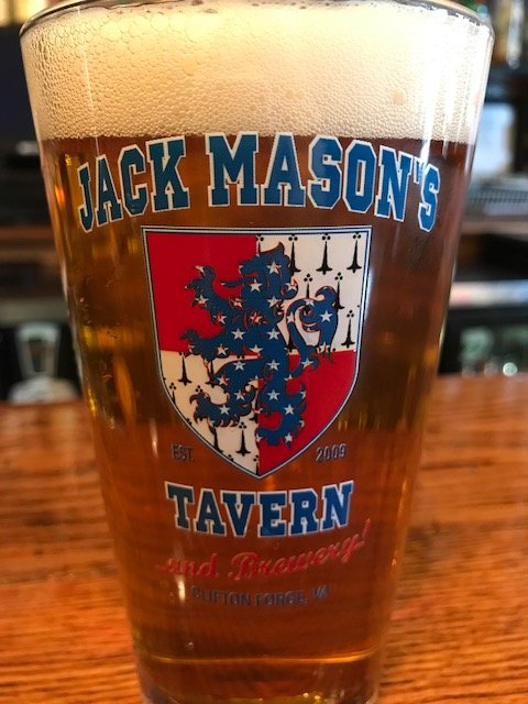 Jack Mason's Tavern and Brewery: 400 Ridgeway St, Clifton Forge, VA
