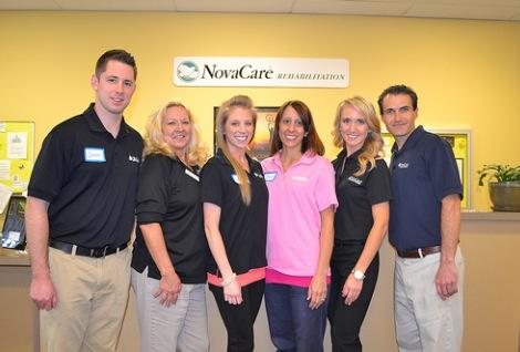 Novacare Outpatient Rehabilitation: 3623 Silverside Rd, Wilmington, DE