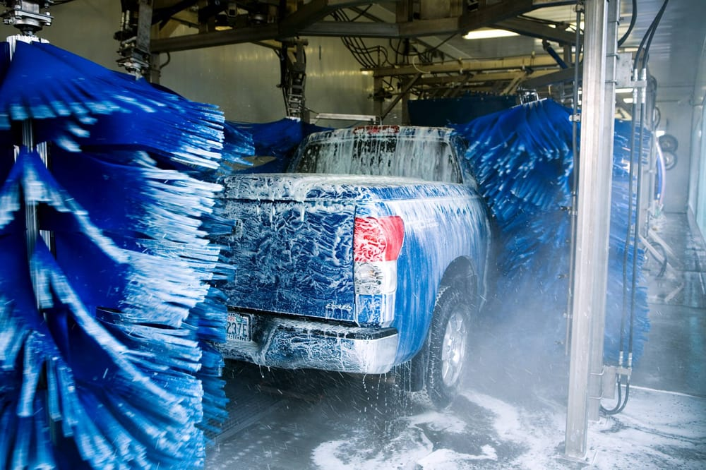 Brown Bear Car Wash Broadway Everett Wa