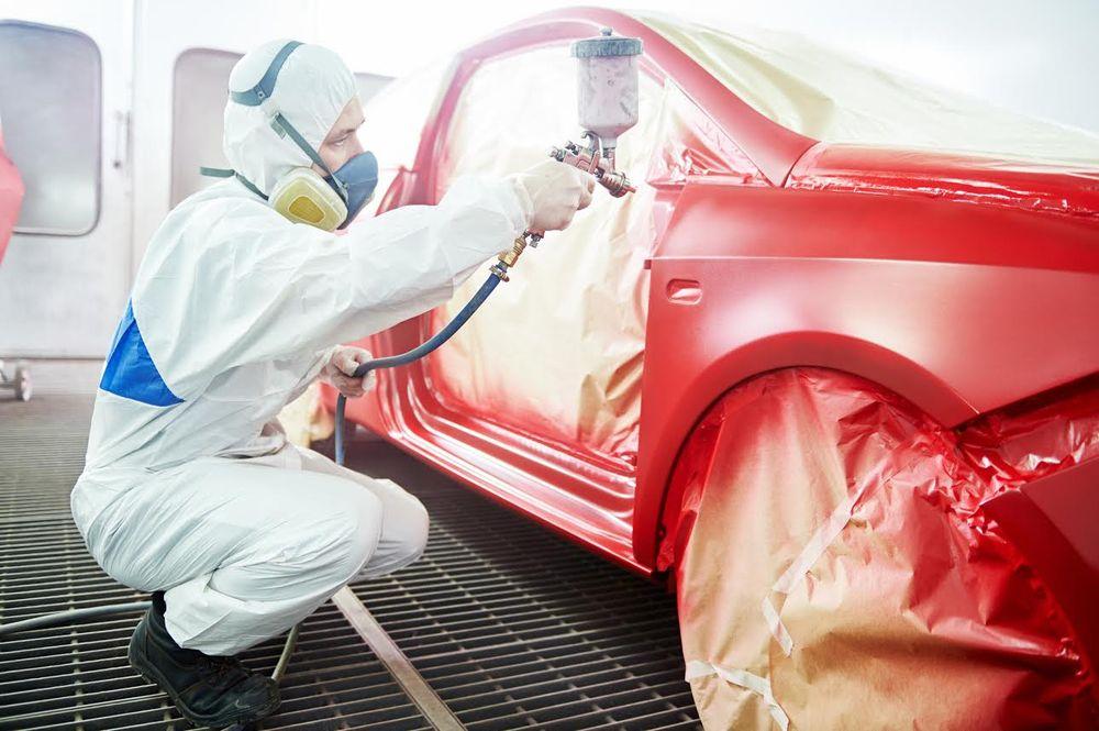 Alpharettas Finest Auto Collision & Detailing: 4075 Nine Mcfarland Dr, Alpharetta, GA