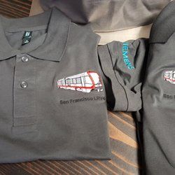 83a73f0a Photo of Revolution Screening - West Sacramento, CA, United States. Great  embroidery job ...