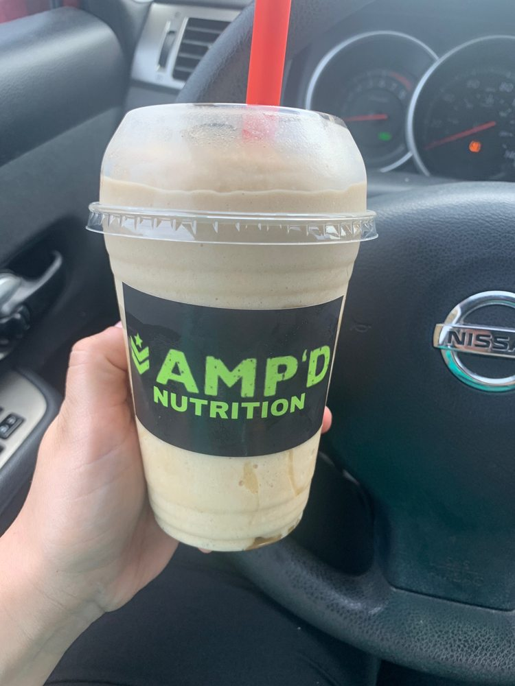 Amp'd Nutrition & Total Body Bootcamp: 715 E California St, Gainesville, TX