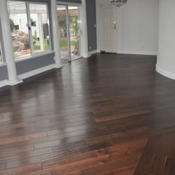Photo Of Romo Flooring Stockton Ca United States Garrisson Hardwood Installed By