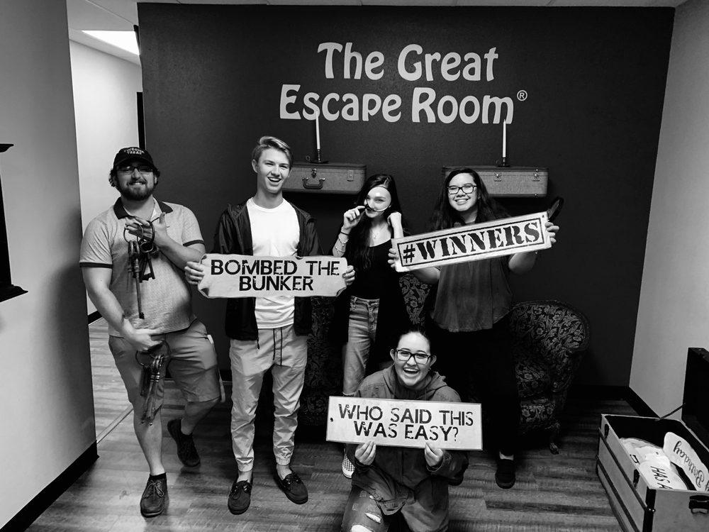 The Great Escape Room: 300 E Madison St, Tampa, FL