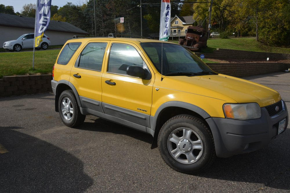 2001 Ford Escape 651 306 0407 Yelp