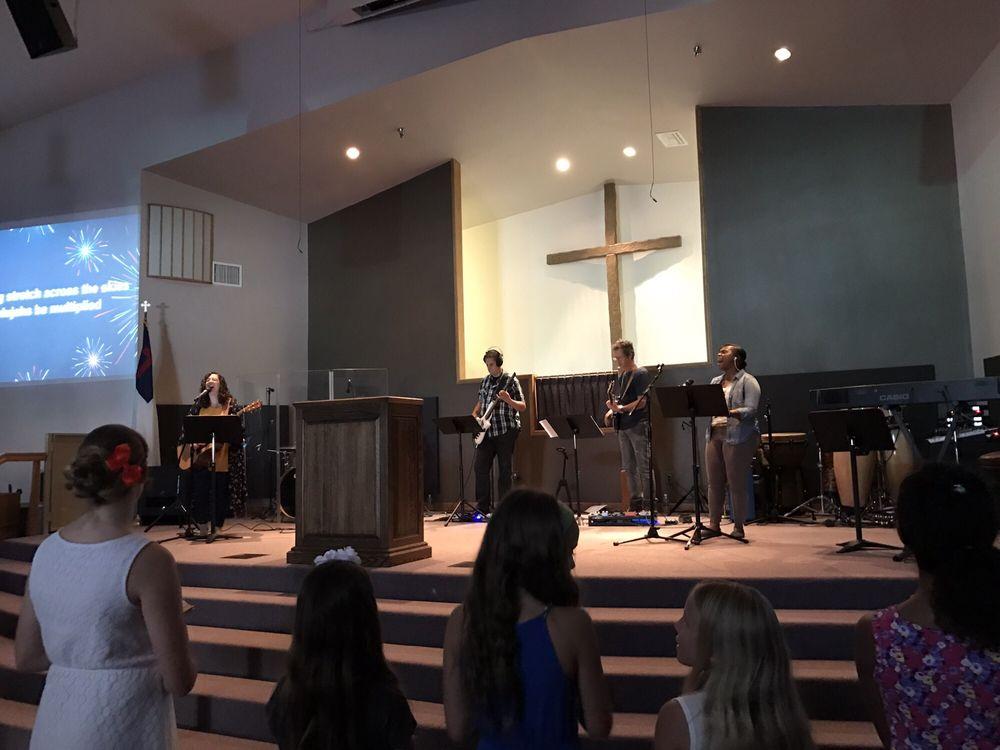 Westside Christian Fellowship: 9306 Leona Ave, Leona Valley, CA