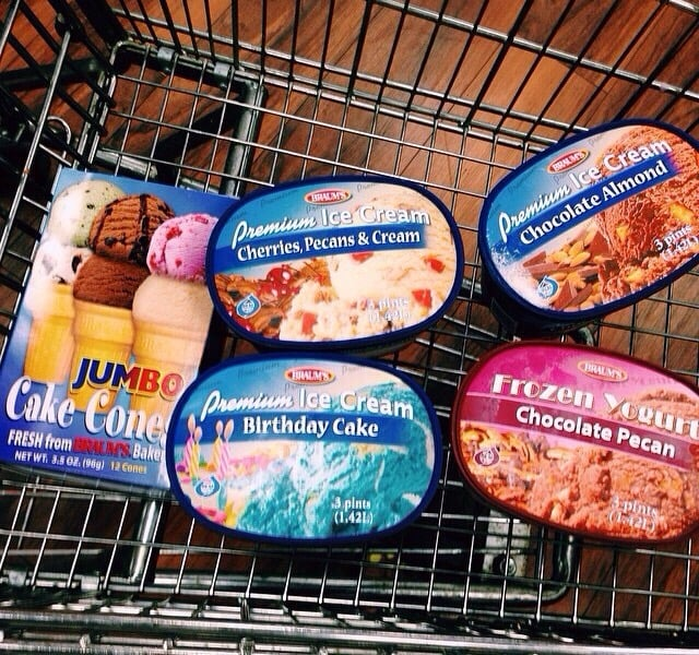 Braum's Ice Cream & Dairy Store: 129 Hwy 71 N, Alma, AR