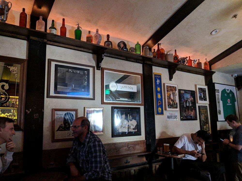 The Lark Bar: 29 3rd St, San Francisco, CA