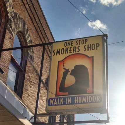 One Stop Smokers Shop: 340 E Main St, Galesburg, IL
