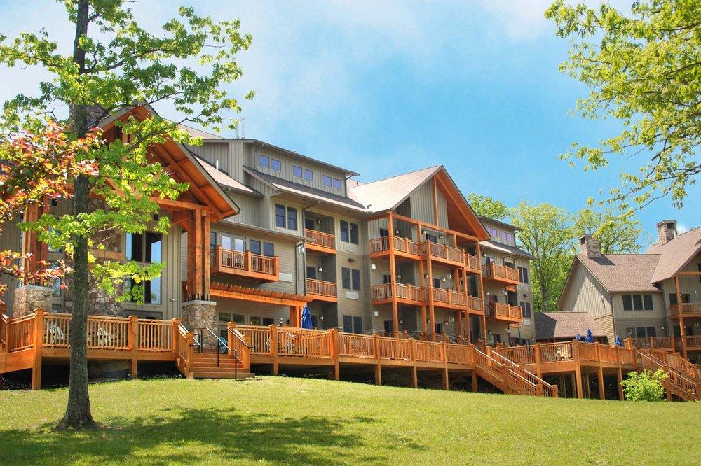 hotels deep creek lake