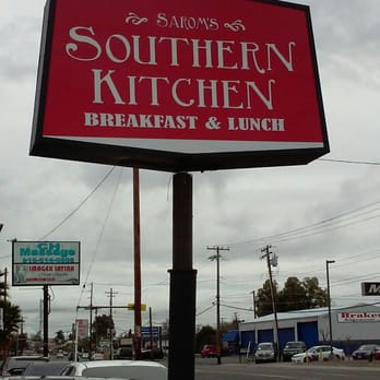 Sarom S Southern Kitchen