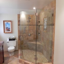 Photo Of California Frameless Shower Door   Redondo Beach, CA, United States
