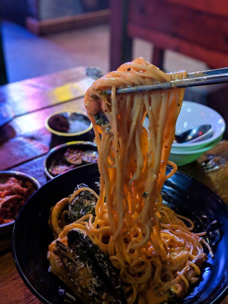 Ohn Korean Eatery: 9630 Clarewood Dr, Houston, TX