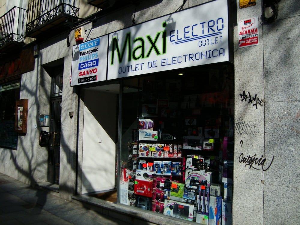 Maxi Electro Outlet