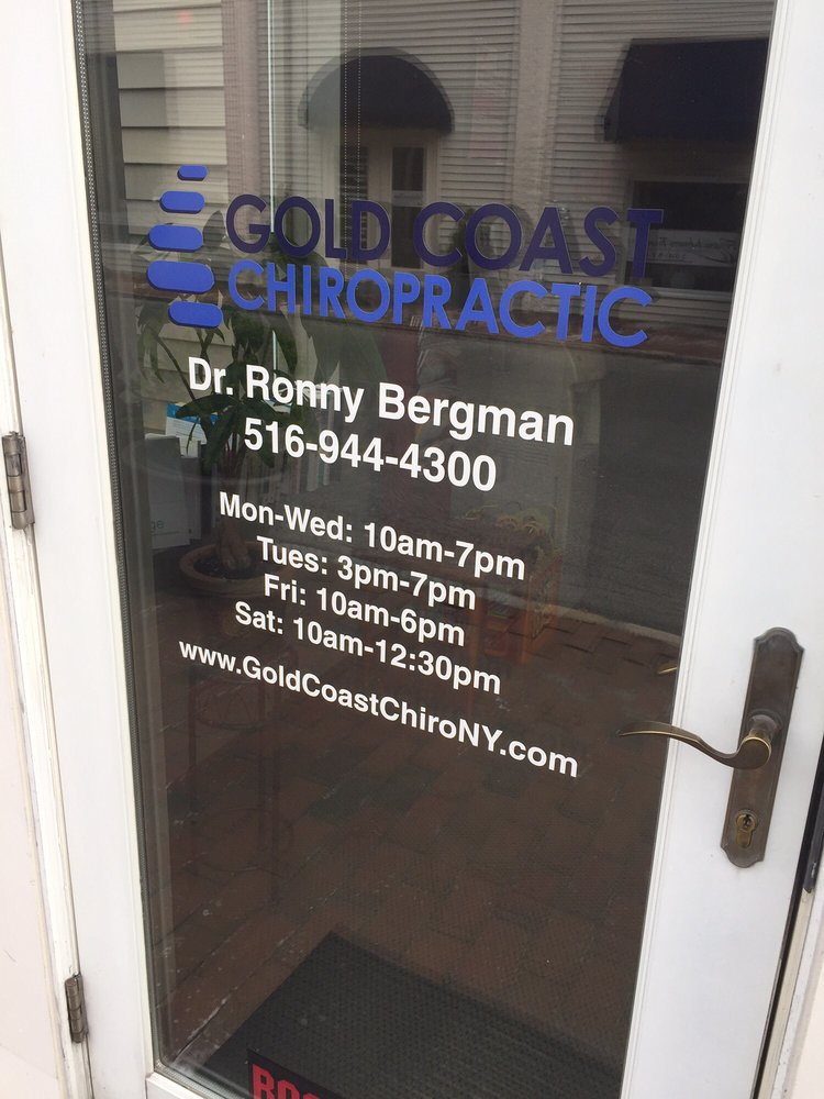Gold Coast Chiropractic: 405 Main St, Port Washington, NY