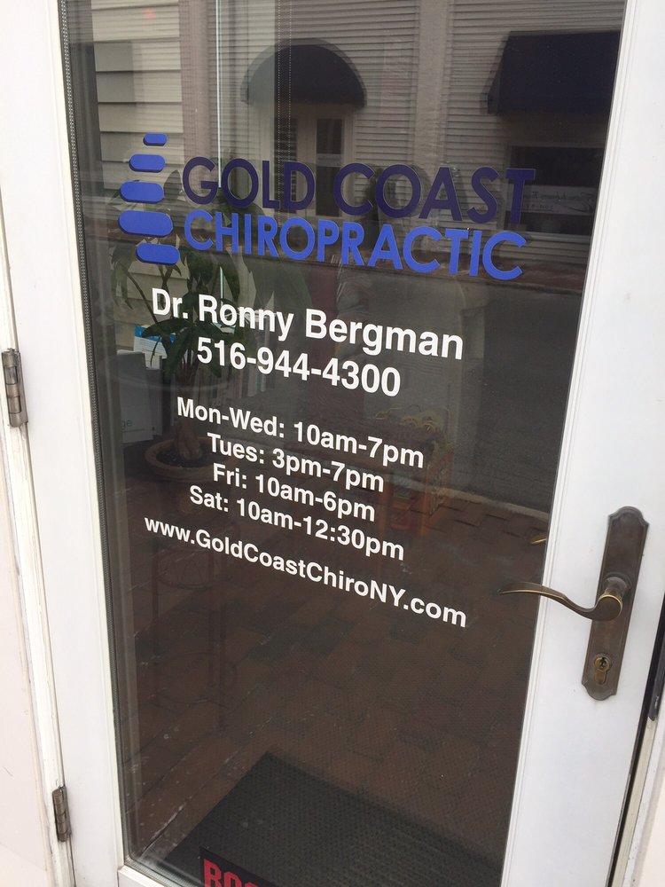 Gold Coast Chiropractic: 405 Main St, Port Washington, NY