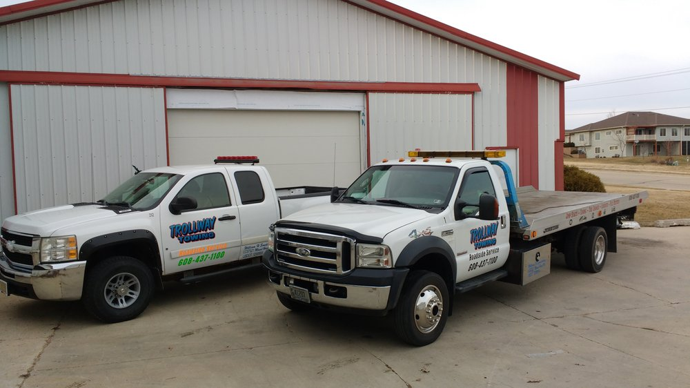 Trollway Towing: 918 Blue Mounds St, Mount Horeb, WI