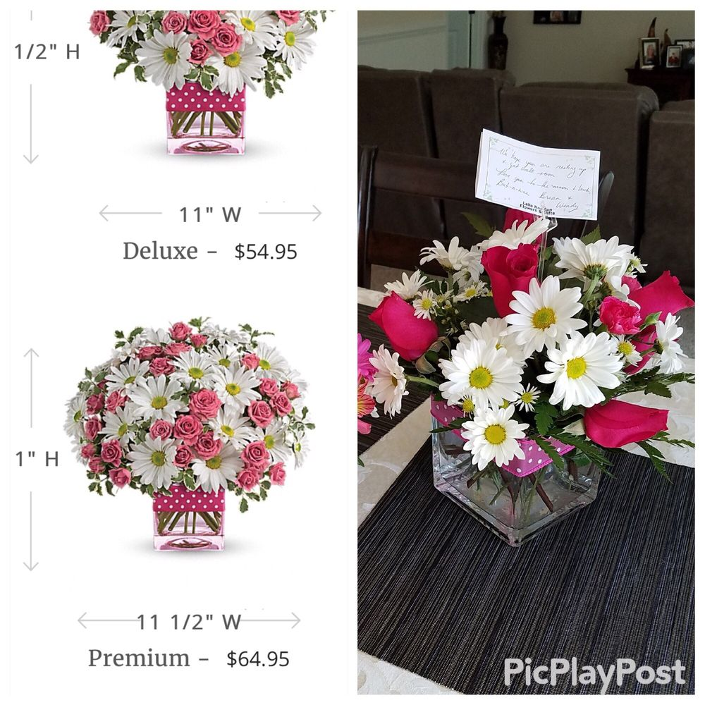 Lake Norman Flowers And Gifts Nc: 1891 N Highway 16, Denver, NC