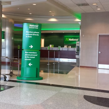 National Car Rental Charlotte Airport Phone