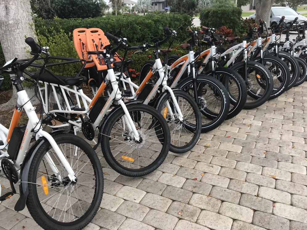 Marco Island Bike Rentals: Marco Island, FL