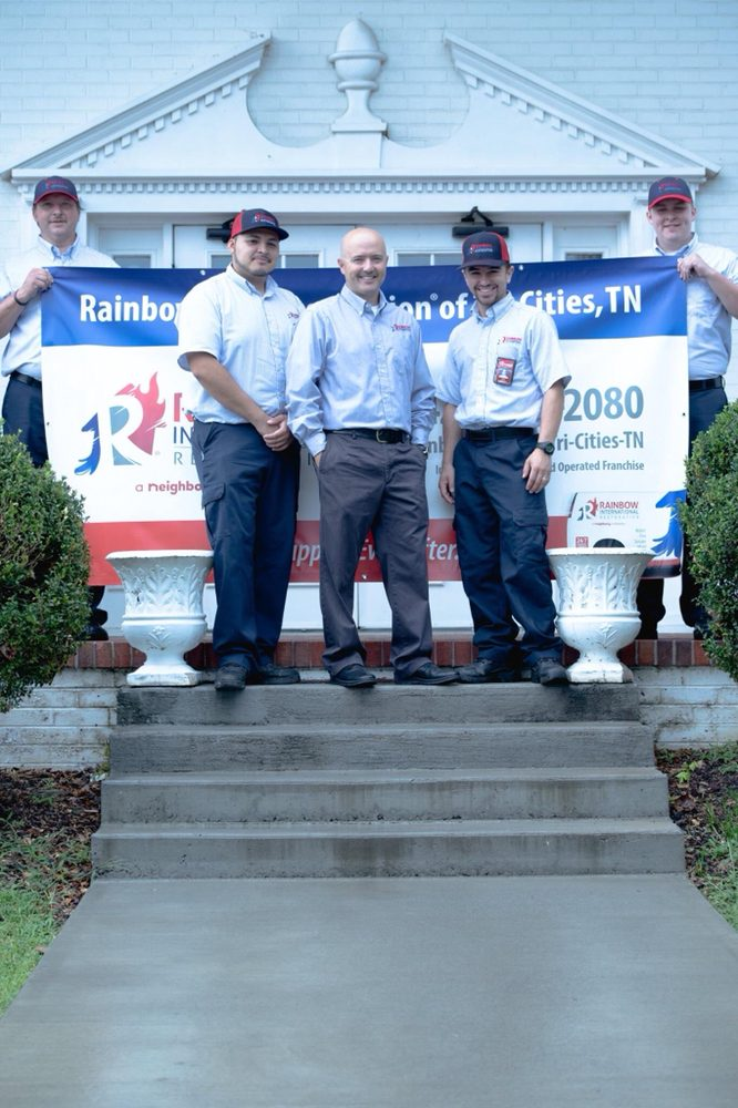 Rainbow International Restoration of Tri-Cities, TN: Johnson City, TN