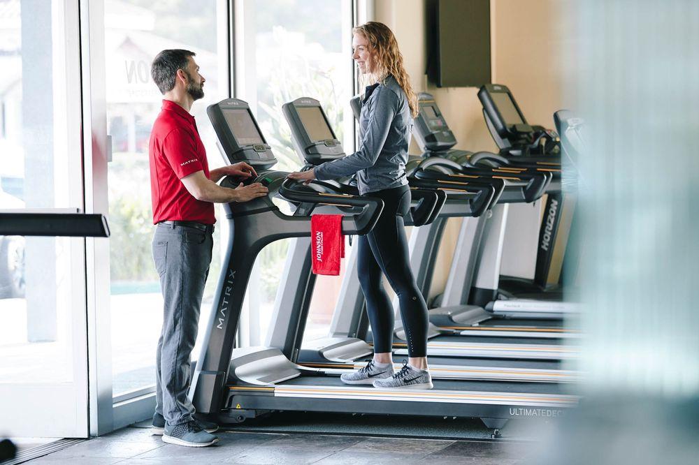 Johnson Fitness & Wellness: 5050 13th Avenue, Fargo, ND