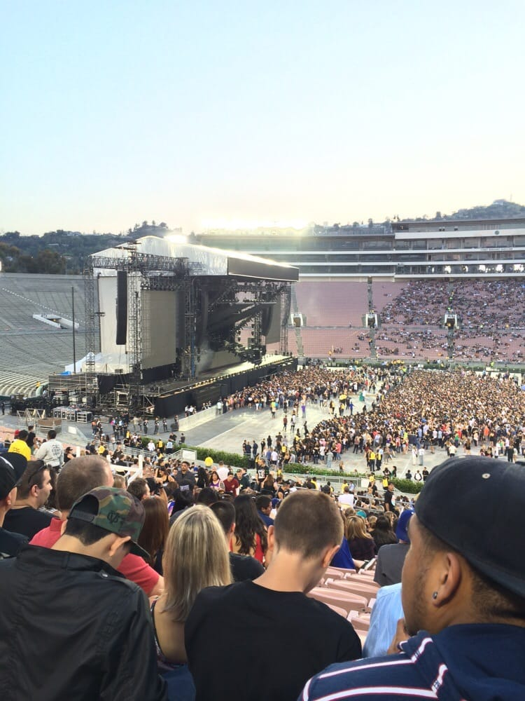 view from section 4 row 55 seat 120 for rihanna amp eminem