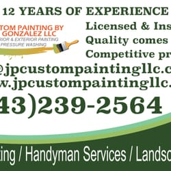Photo Of Jp Custom Painting Easton Md United States By