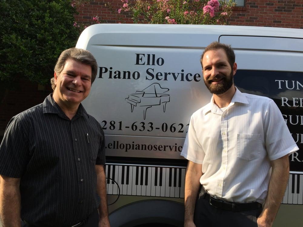 Ello Piano Service: 1802 Copperwood Ln, Richmond, TX