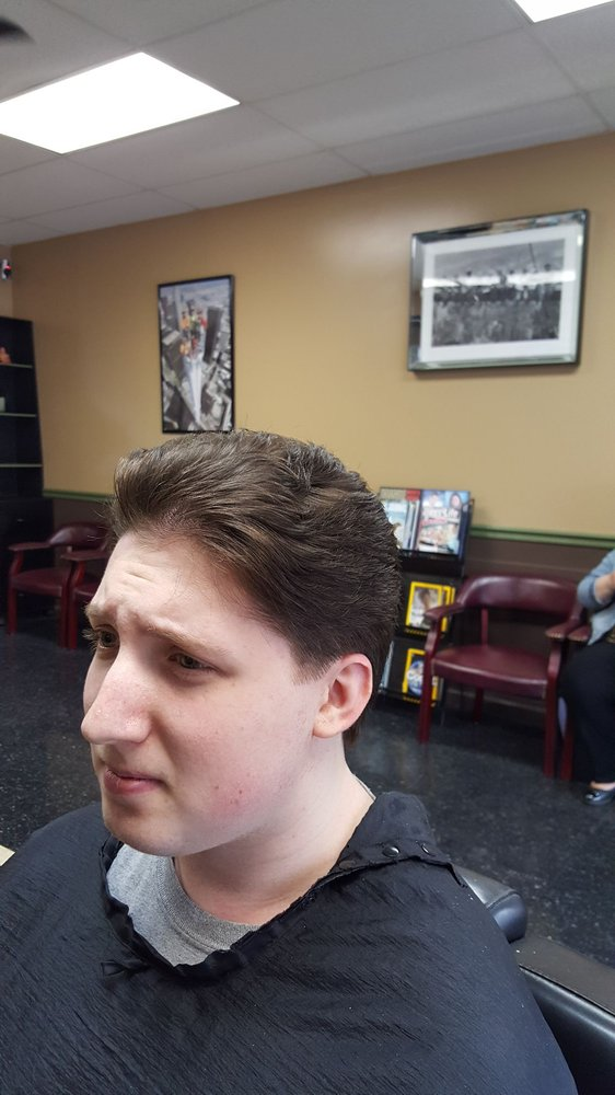Boys To Men Haircutters Closed Mens Hair Salons 235 Main St