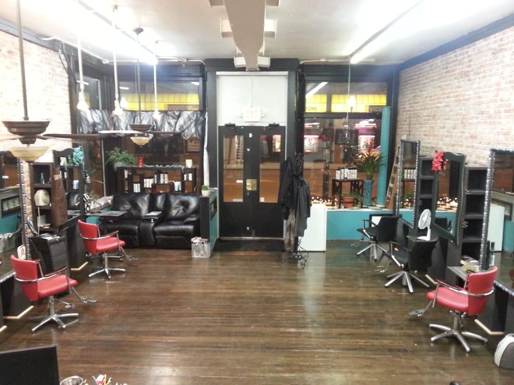 Tease premiere salon blow dry bar appointments 36 for 27 hampton salon