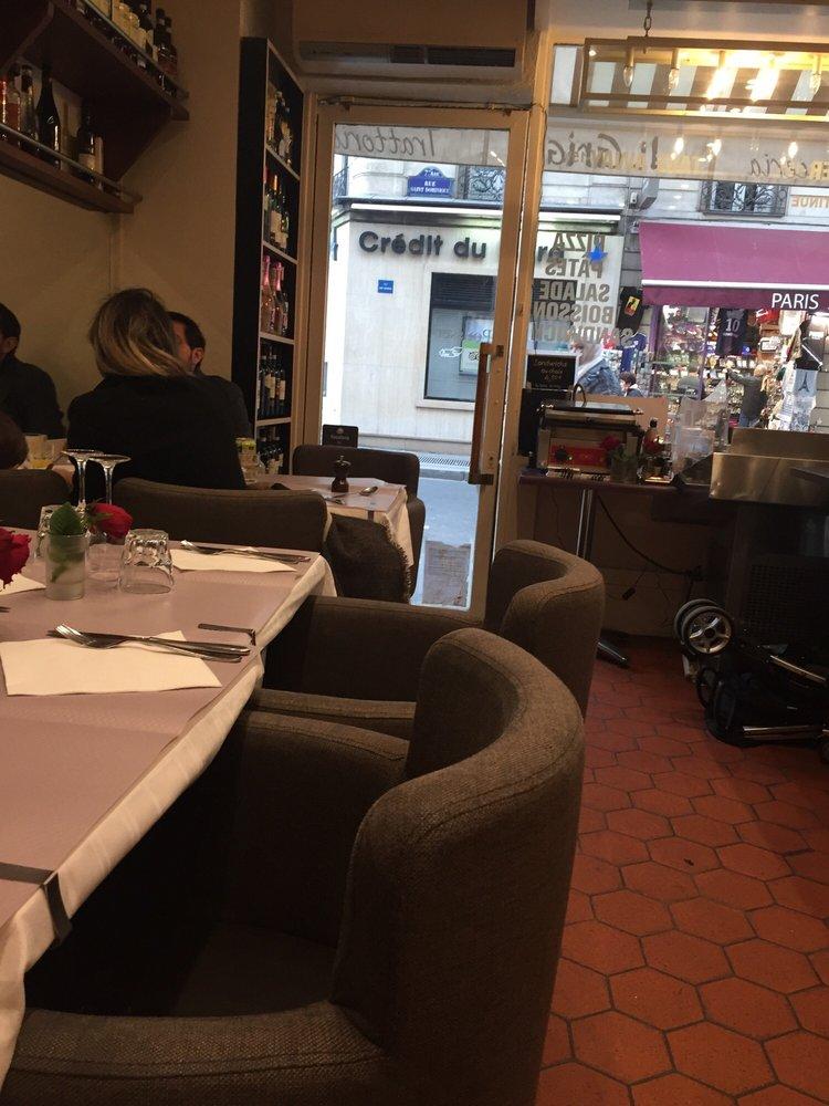 Il Grigio - Italian - 147 rue Saint-Dominique, Tour Eiffel/Champ ...