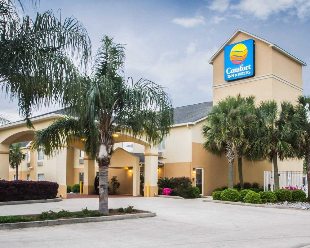Comfort Inn & Suites: 610 Martin Luther King Jr, Morgan City, LA