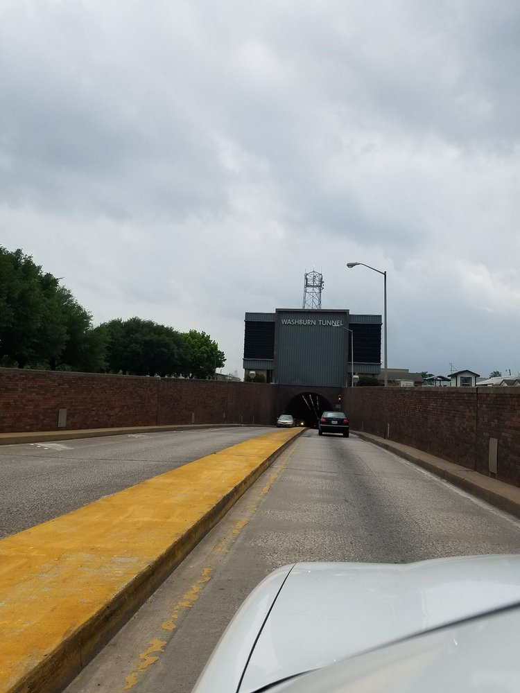 Washburn Tunnel: 3100 Federal Rd, Houston, TX