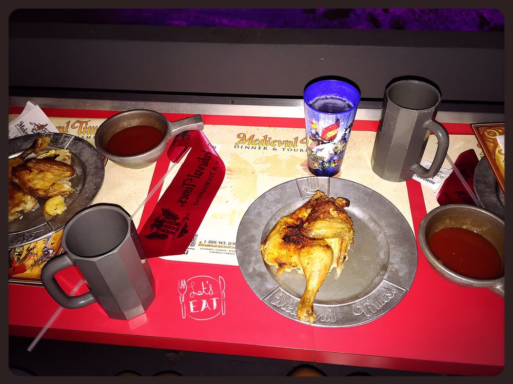 Medieval Times Dinner & Tournament: 4510 W Vine St, Kissimmee, FL
