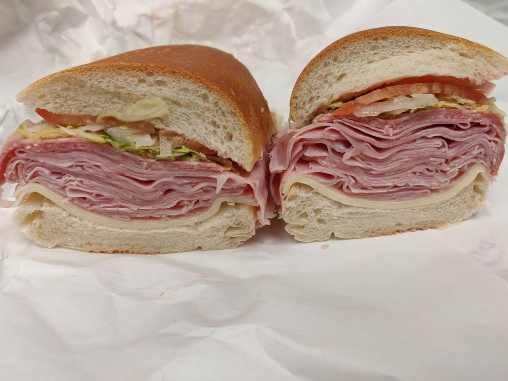 Denaro's Submarine Sandwiches: 128 Veterans Plz, Dumont, NJ