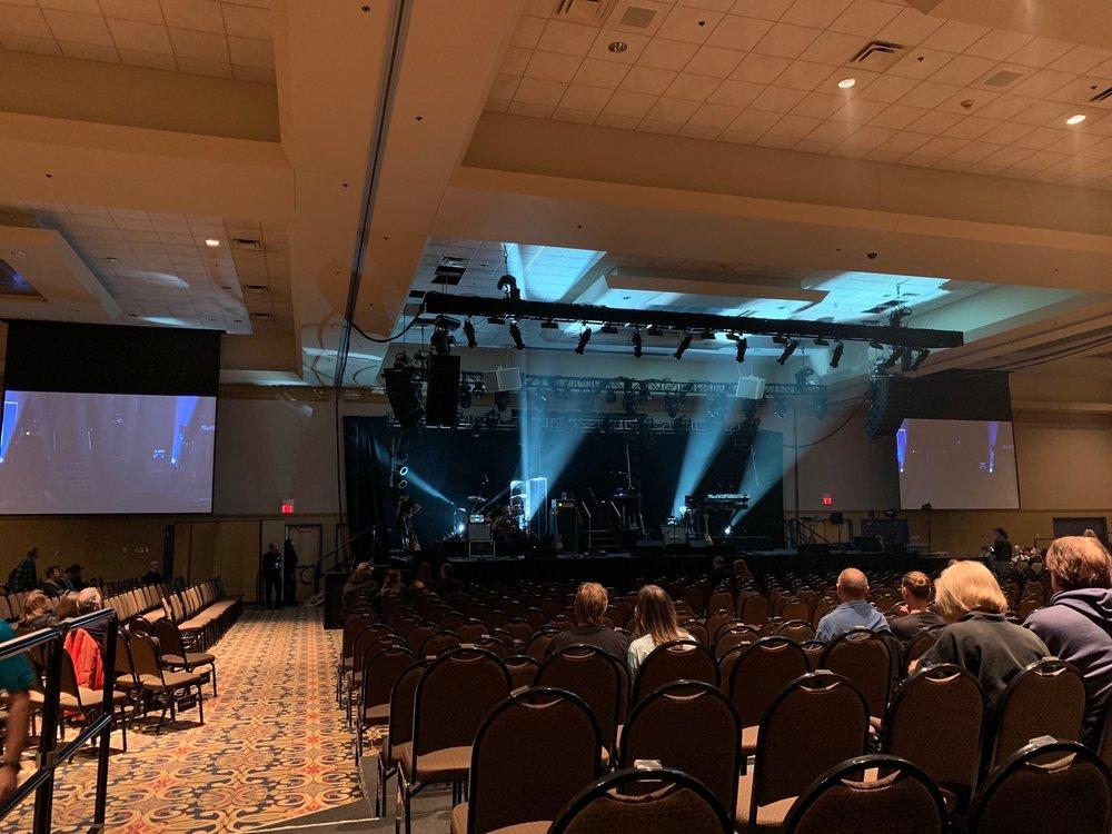 Grand Casino Mille Lacs Event Center: 777 Grand Ave, Onamia, MN