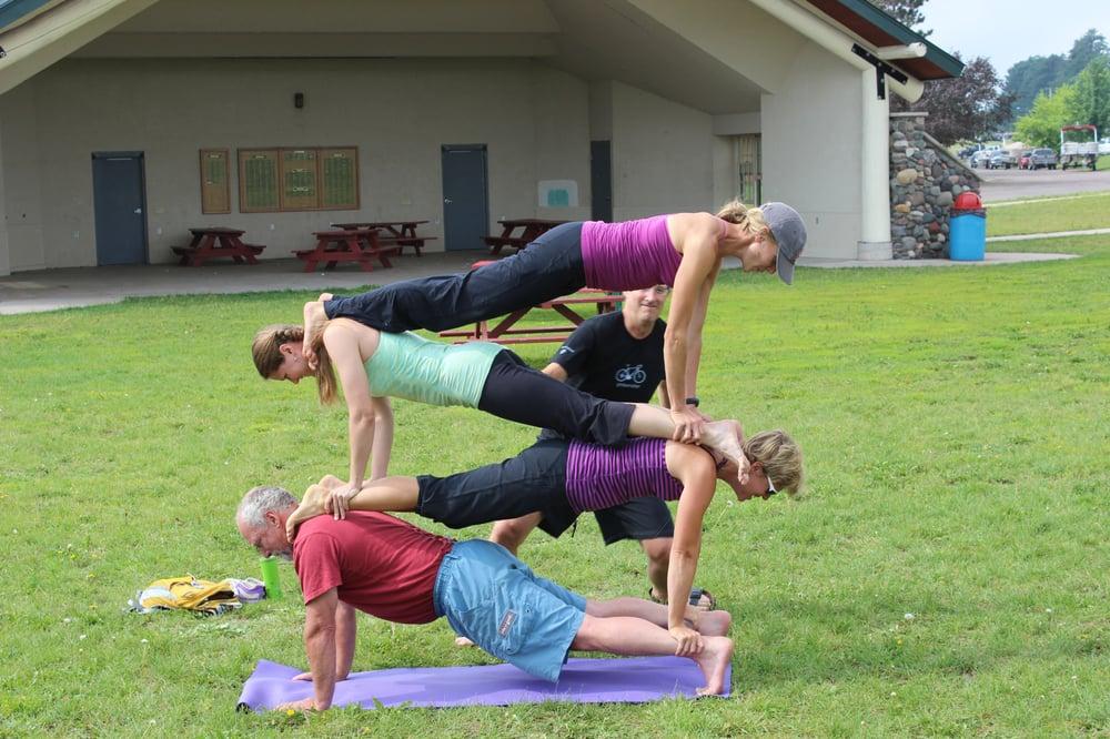 Photo Of Om Sweet Yoga