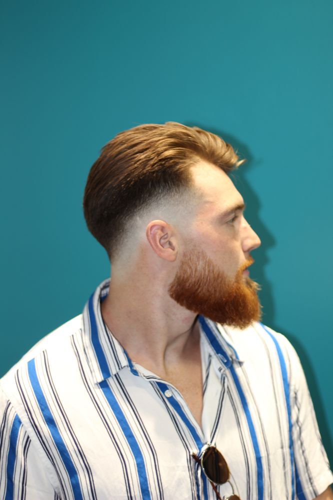 Sinatra's Gentlemens Barbershop: 5481 Wisconsin Ave, Chevy Chase, MD