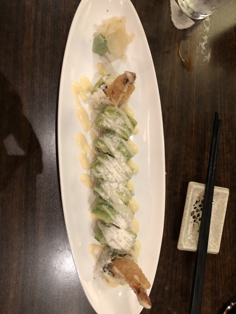 Shiki Hibachi Sushi: 220 E Main St, Walla Walla, WA
